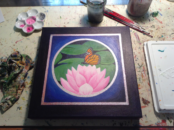 mandala first stages
