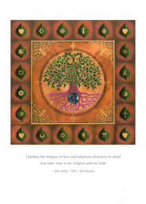 interspiritual world tree